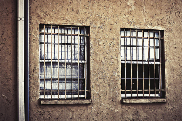 Barred Windows - Tim Gilbreath