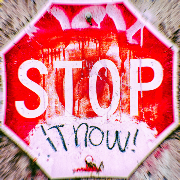 Stop It Now Sign