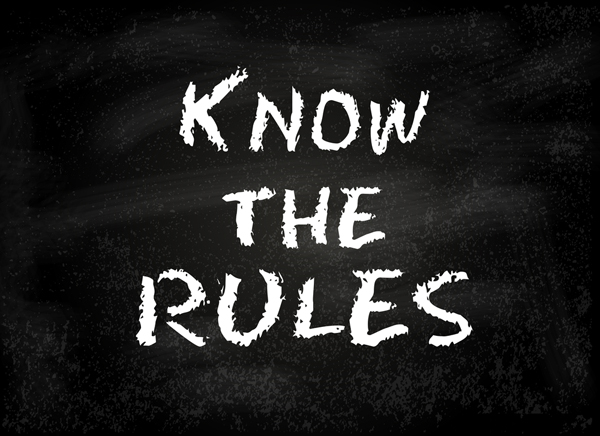2-know-the-rules
