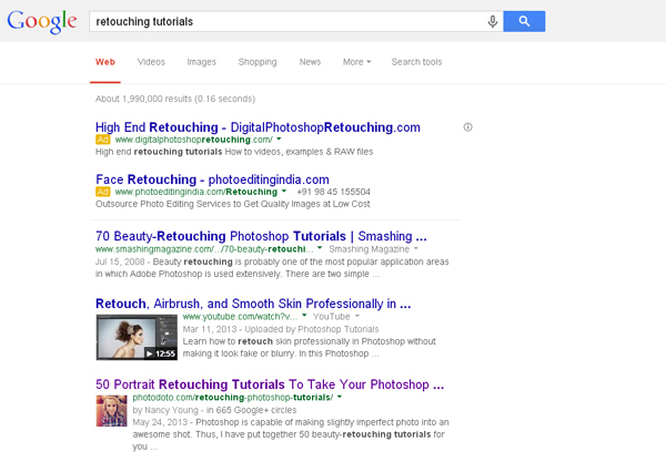 SEO Guide on Website Optimization for Photographers 2014