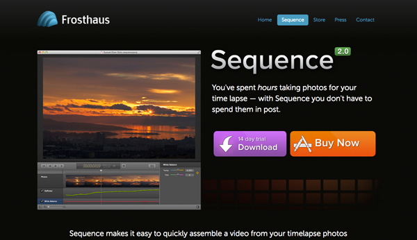 Sequence the App