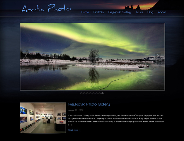 Websites of Landscape & Travel Photographers for Your Inspiration
