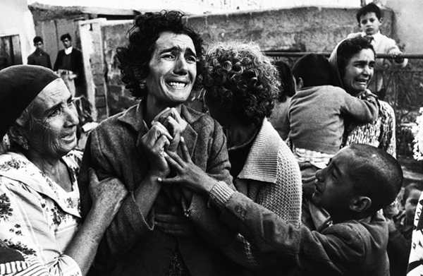 Photo by  Don McCullin