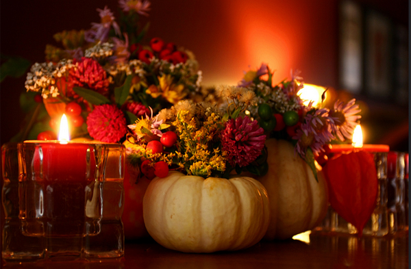 20 Thanksgiving Photography Examples to Set Up Your Mood