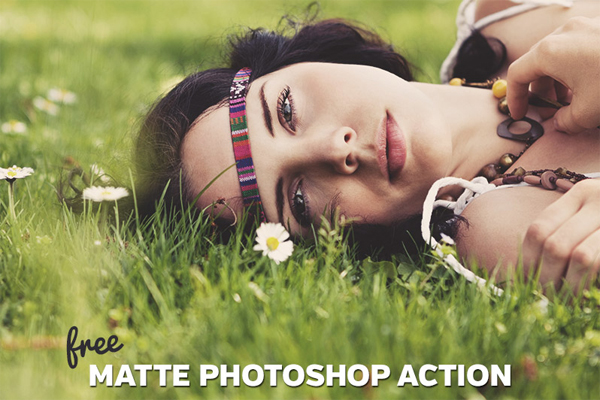 Photoshop actions for free use