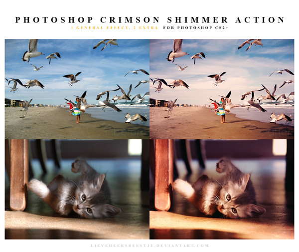 2016 Photoshop actions