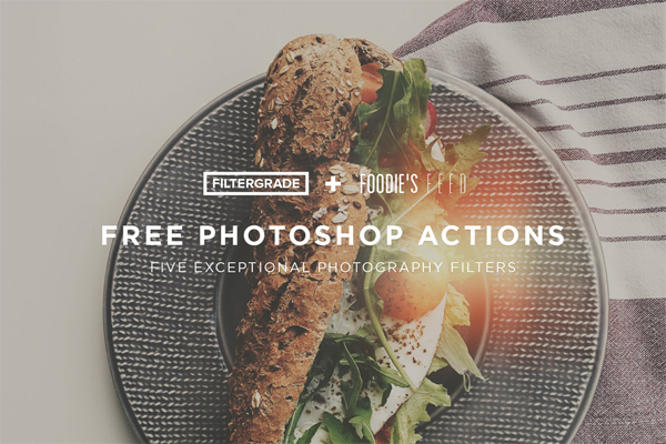 fresh Photoshop actions