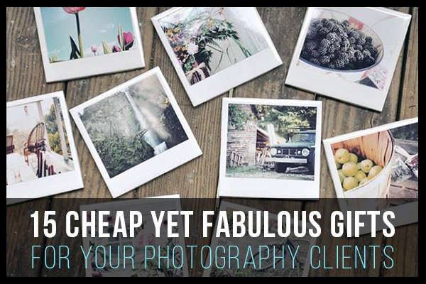 15 cheap yet fabulous gifts for your photography clients for Great gift ideas for clients
