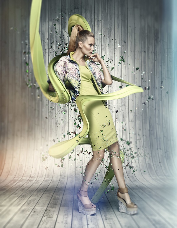 Fashion photography and CGI integration seen through the eyes of Mike Campau