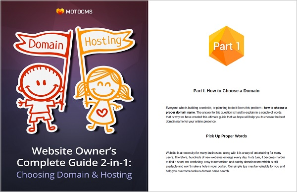 Domain Hosting for Photographers eBook