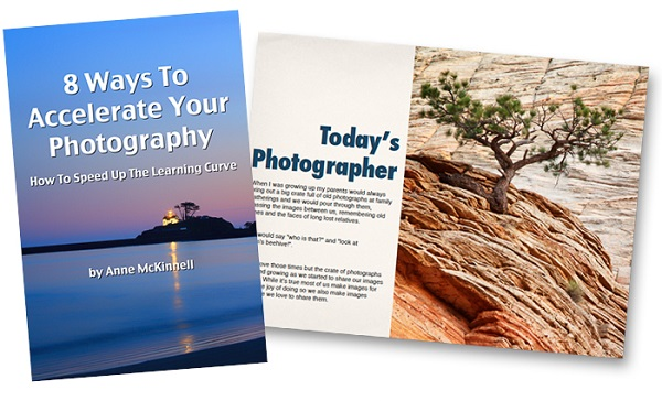 8 Ways to Accelerate Your Photography Ebook