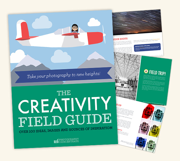 The Creativity Field eBook by Photography Concentrate