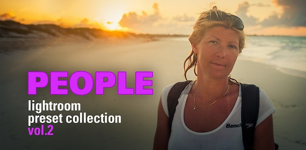 PhotoTraces People Lightroom Presets