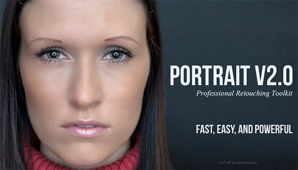Portrait Retouching Toolkit by Union Actions
