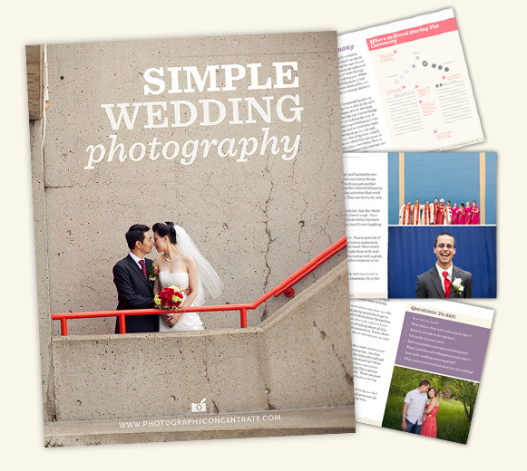 Simple Wedding by Photography Concentrate