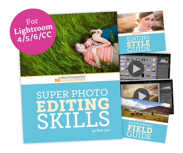 Super Photo Editing Skills Ebook