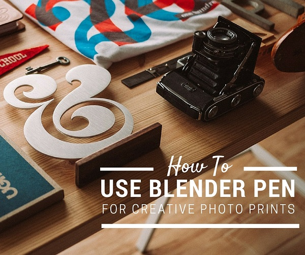 How to Use Blender Pen - Photodoto