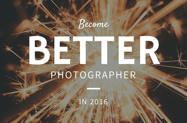 How to Grow As a Photographer in 2016
