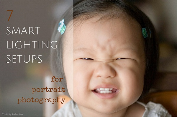 Smart Lighting Setups for Portraits Taken At Home