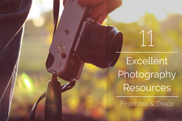11 Excellent Premium & Free Resources for Photographers