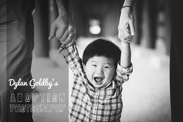 Dylan Goldby and the Art of Adoption Photography