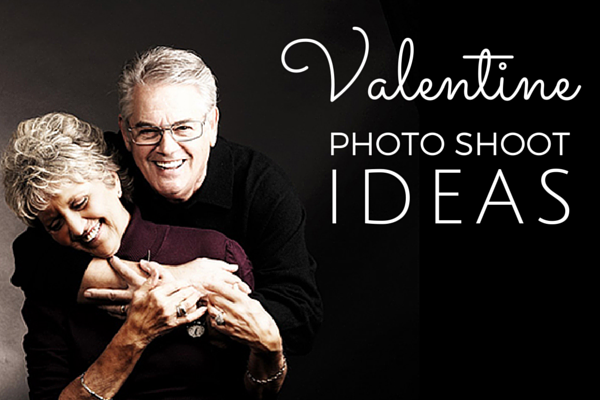 Ideas for a Valentine Photo Shoot - Barbara Stitzer for Photodoto