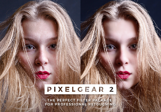PixelGear2 Retouching Effects