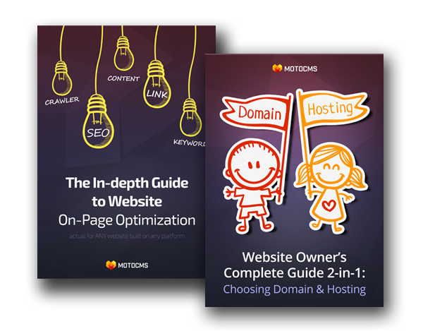 MotoCMS Free Ebooks