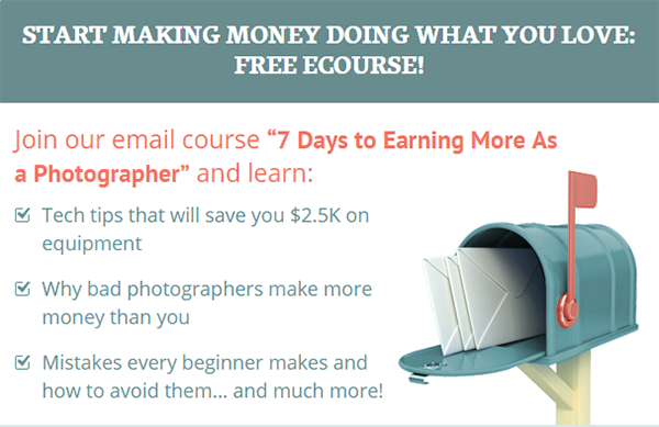 Photodoto Free Email Course