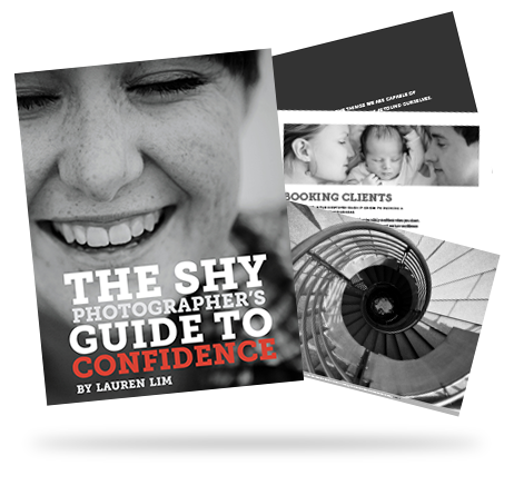 Shy Photographer's Guide to Confidence