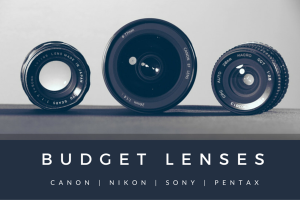 Budget Lenses Roundup for Aspiring Professional Photographers