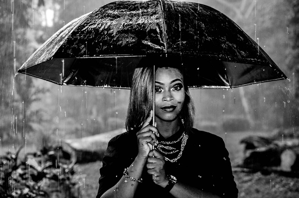 Amazing Rain Portrait Photography
