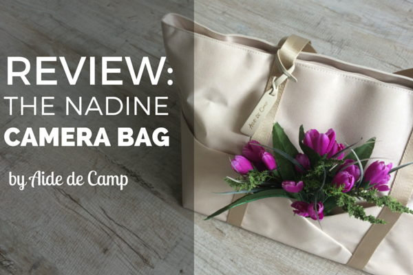 Aide de Camp Camera Bag Review