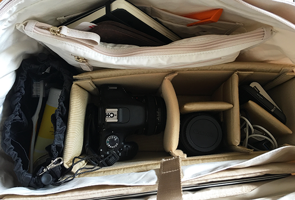 Womens Camera Bag by ADC