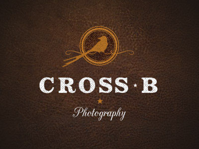 Logo Design Cross B Photography