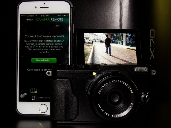 Fuji X70 Features User Review
