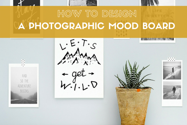how to design a killer mood board