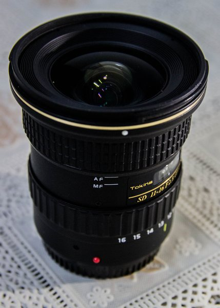 Tokina 11-16 Wide Angle Lens Review