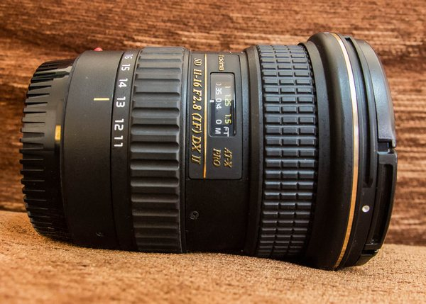 Tokina 11-16 f/2.8 AT-X Pro DX II Blog Review
