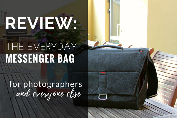 Peak Design Everyday Messenger Bag Review