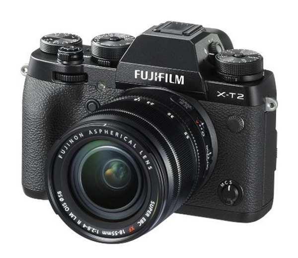 Hiking cameras compared-FujiFilm X-T2