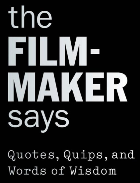gifts for filmmakers-filmmaker says