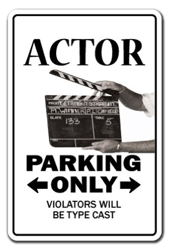 gifts for filmmakers-no parking