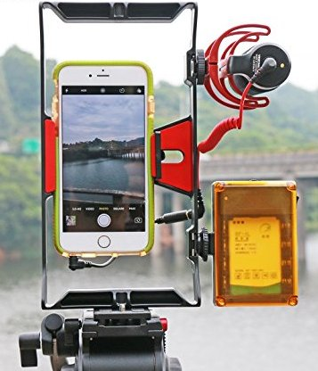 gifts for filmmakers-phone rig