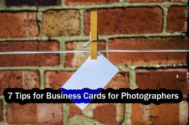 business cards- title