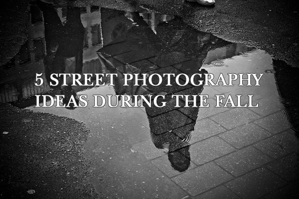 fall street photography-rain