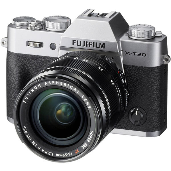 cameras for real estate- Fujifilm X-T20
