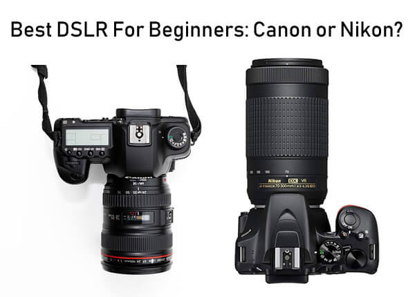 best dslr for beginners- main