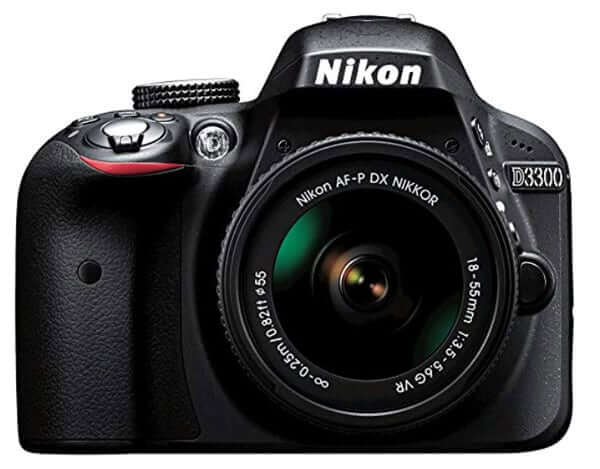 best dslr for beginners- nikon d3300